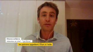 Etienne Lefebvre (FRANCEINFO)