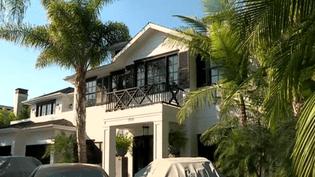 La maison de Johnny Hallyday sur l'île de Saint-Barthélémy, où le chanteur est enterré  (France 2 Culturebox)