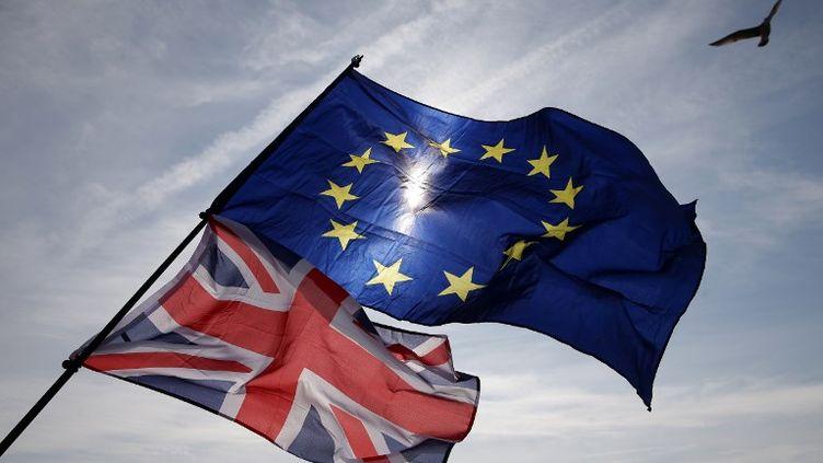 Au total, 2300enseignants étrangers ont quitté le Royaume-Uni l'an dernier. (DANIEL LEAL-OLIVAS / AFP)
