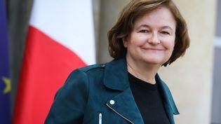 Nathalie Loiseau en janvier 2019.  (LUDOVIC MARIN / AFP)