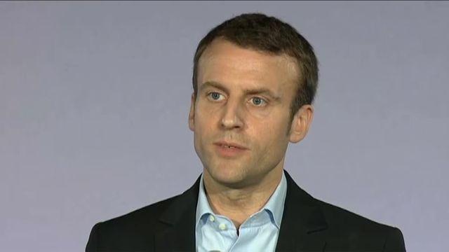 'En Marche'. Emmanuel Macron a dévoilé son nouveau mouvement politique