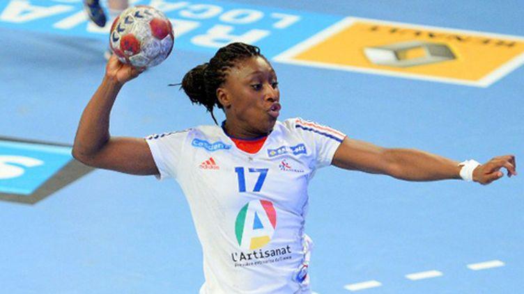 Siraba Dembélé a remobilisé ses partenaires.  (JULIEN CROSNIER / DPPI MEDIA)