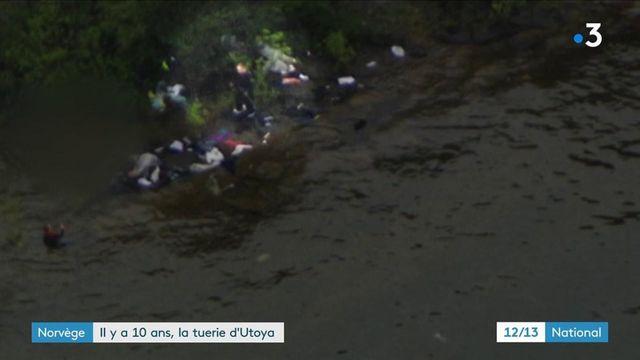 Norvège : il y a dix ans, des dizaines de personnes perdaient la vie lors de la tuerie d'Utoya