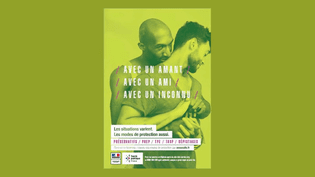 Campagne contre VIH (FRANCEINFO)
