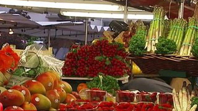 Consommation : au coeur du marché de Rueil-Malmaison