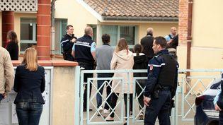 Deux élèves d'une école primaire de Bessens (Tarn-et-Garonne) ont été grièvement blessés jeudi18 avril la chute d'un arbre. (MAXPPP)