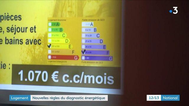 Logement : le diagnostic de performance énergétique évolue