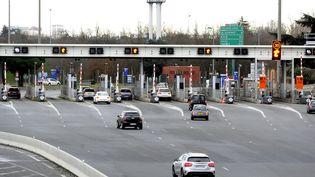 Le prix des péages autoroutiers, ici près de Toulouse, va encore augmenter (NATHALIE SAINT-AFFRE / MAXPPP)