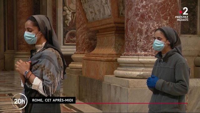 Italie : les églises et les restaurants ouvrent