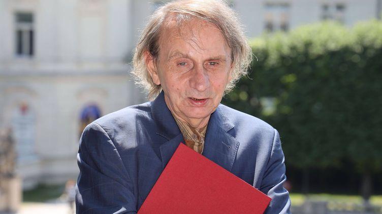 Michel Houellebecq à Salzbourg (Autriche), le 26 juillet 2019 (KARL SCHOENDORFER/REX/SIPA / SHUTTERSTOCK)