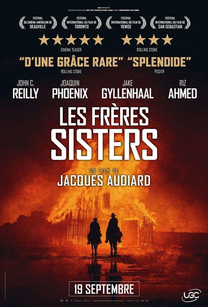 """""""Les Frères Sisters"""" : l'affiche  (UGC Distribution)"""