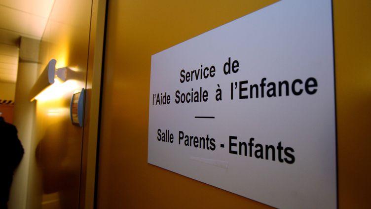 Service de l'Aide sociale à l'enfance à Forbach (Moselle) (RIEDINGER PHILIPPE -  / MAXPPP)