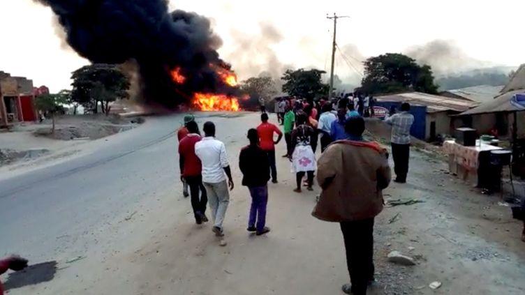 Les faits se sont déroulés dans la localité de Kyambura, près de la frontière avec la République démocratique du Congo. (REUTERS)