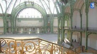 Le chantier titanesque du Grand Palais  (Culturebox)