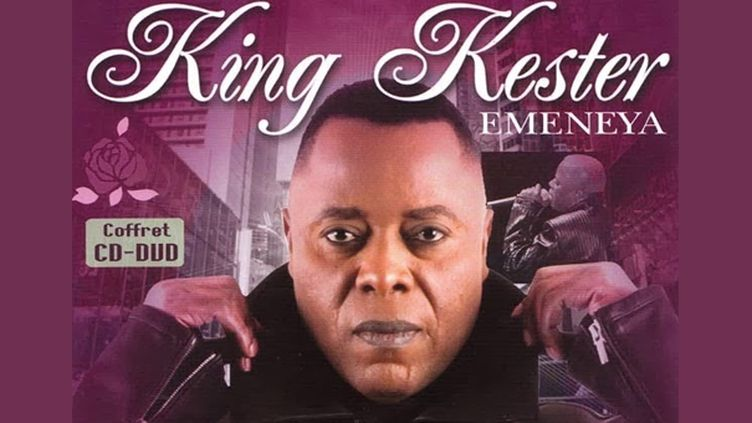 Le chanteur congolais King Kester Emeneya est mort à l'âge de 58 ans