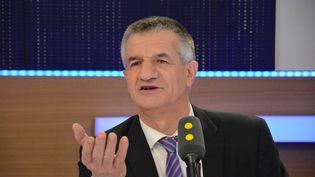 Jean Lassalle, candidat à la Présidence de la République. (RADIO FRANCE / JEAN-CHRISTOPHE BOURDILLAT)