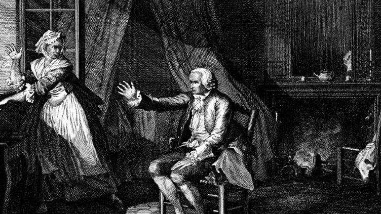 Jean-Jacques Rousseau  (ANN RONAN PICTURE LIBRARY / PHOTO12)