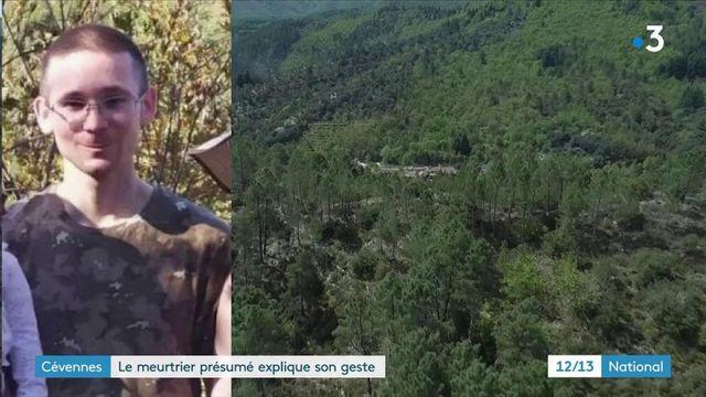 Cévennes : Valentin Marcone explique son geste