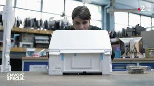Imprimantes, le coût de la panne ! (ENVOYÉ SPÉCIAL  / FRANCE 2)