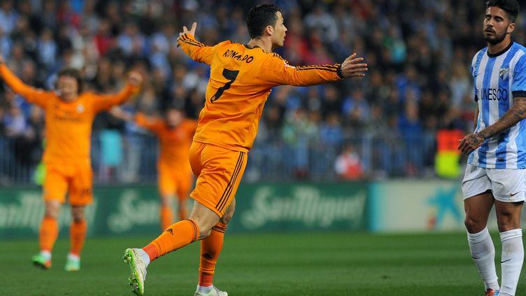 Cristiano Ronaldo (JORGE GUERRERO / AFP)