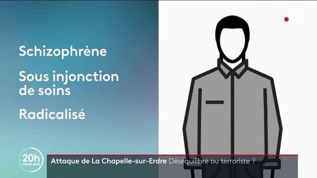 Agression à La Chapelle-sur-Erdre : le profil inquiétant de l'auteur des faits