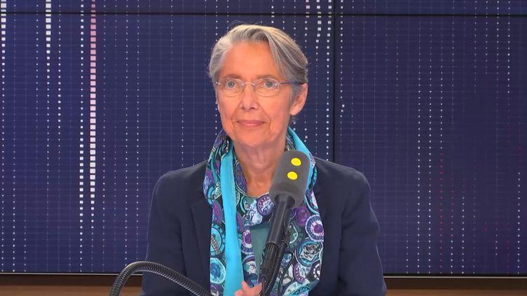 Élisabeth Borne, ministre des Transports, invitée de franceinfo le vendredi 1er mars 2019 (FRANCEINFO / RADIOFRANCE)