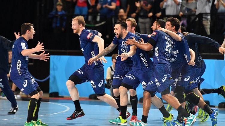 Montpellier, Nantes et Paris sont qualifiés pour le dernier carré  (PASCAL GUYOT / AFP)