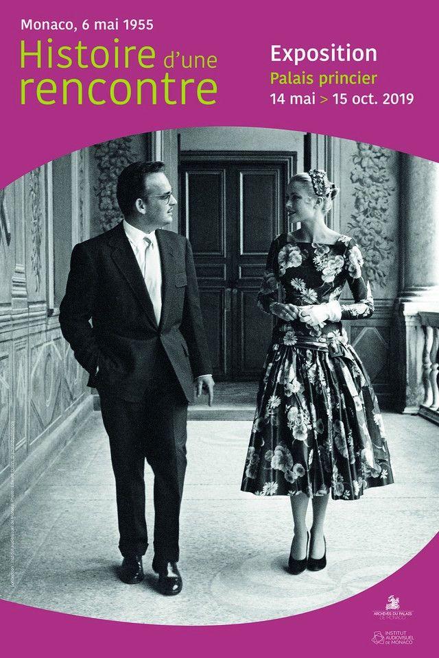 Affiche de l'exposition (DR / Archives du Palais de Monaco)