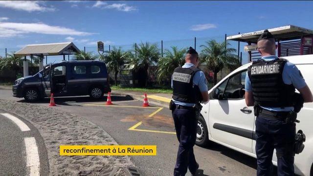 Covid-19 : La Réunion se reconfine