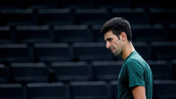 Novak Djokovic (MUSTAFA YALCIN / ANADOLU AGENCY)