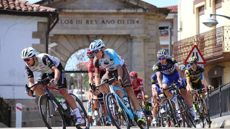 La Vuelta 2017 s'élancera de France pour la première fois, avec un départ de Nimes.  (DE WAELE TIM / TDWSPORT SARL)
