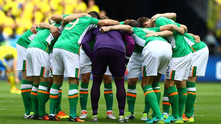Le collectif est la force de l'Irlande (KIERAN MCMANUS / BACKPAGE IMAGES LTD)