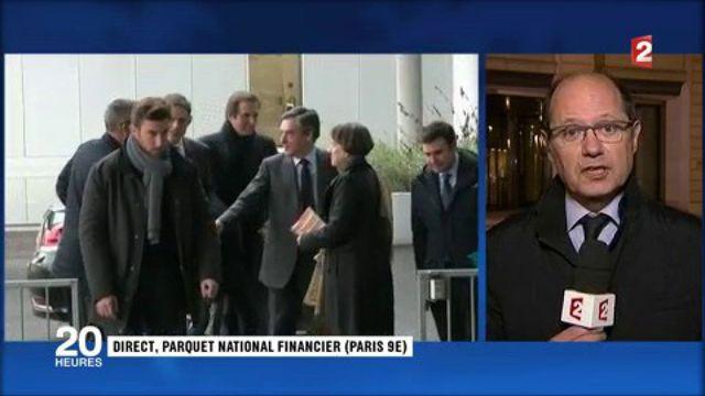 François Fillon mis en examen : le déroulé de l'audition devant les juges d'instruction