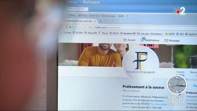 Prélèvement à la source : les Français expriment leurs craintes