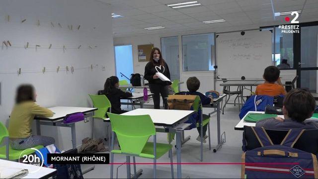 Rhône : une deuxième école pour soulager les parents