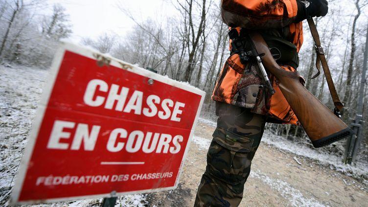 Le président de laLPO critiqueles mesuresen faveur des chasseurs annoncées parEmmanuel Macron (illustration). (ALEXANDRE MARCHI / MAXPPP)