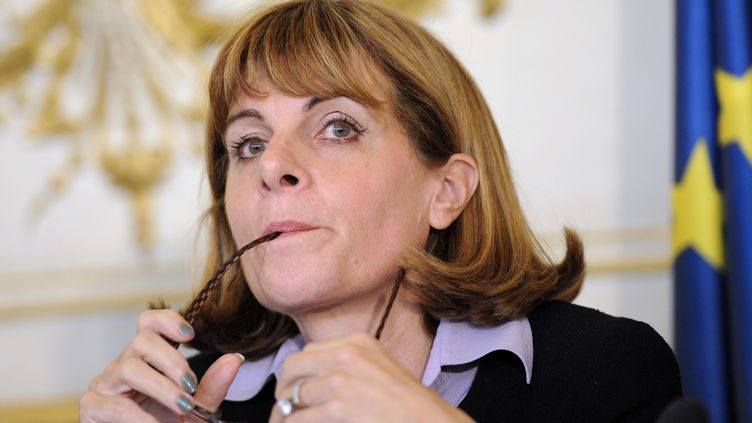 Anne Lauvergeon le 29 novembre 2012 à Paris. (BERTRAND GUAY / AFP)