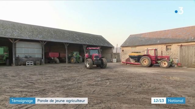 Témoignage : parole d'un jeune agriculteur