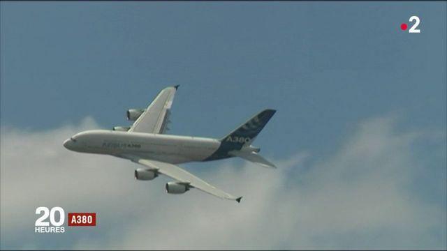 Industrie : l'A380 a du plomb dans l'aile