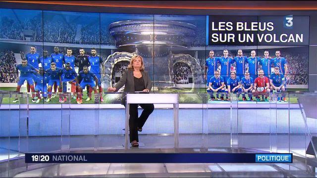 Euro 2016 : J-1 avant France - Islande