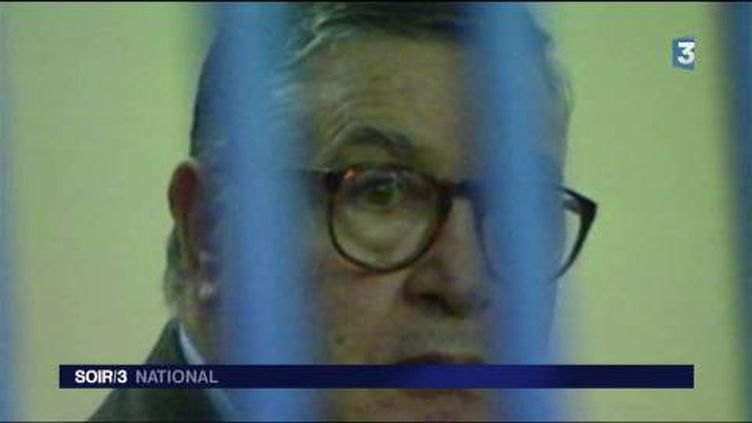 Toto Riina est mort derrière les barreaux. (FRANCE 3)