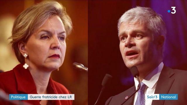 Les Républicains : Wauquiez et Calmels divorcent
