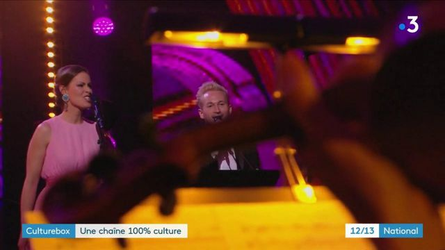 Culture : France Télévisions lance la chaîne éphémère Culturebox