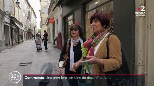 Déconfinement : à Arles, la vie commerçante reprend petit à petit