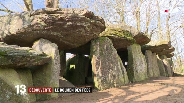 Bretagne : à la découverte du dolmen des fées
