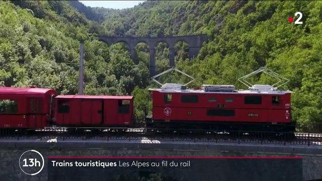 Montagne : le petit train de la Mure reprend du service en Matheysine
