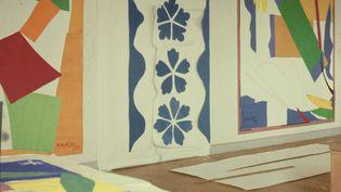 L'atelier d'Henri Matisse  (Succession Henri Matisse)
