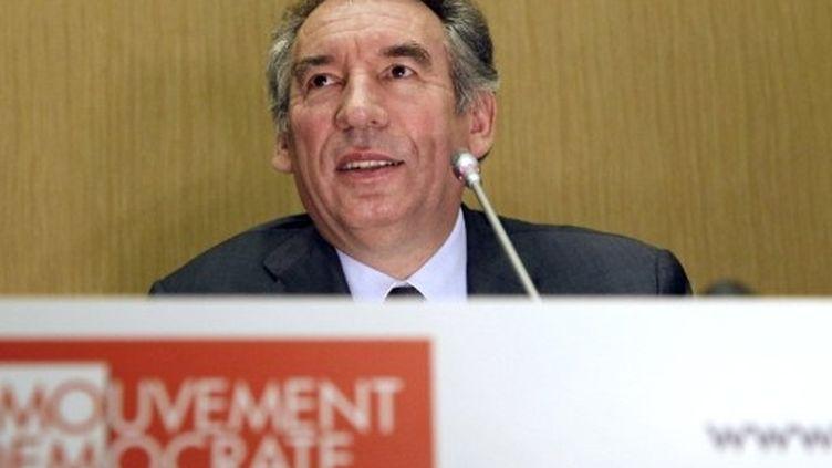 François Bayrou (FRANCOIS GUILLOT / AFP)