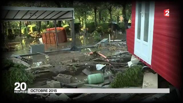 Inondations : les campings en zone inondable sous surveillance