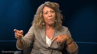 Barbara Cassin (des mots de minuit)